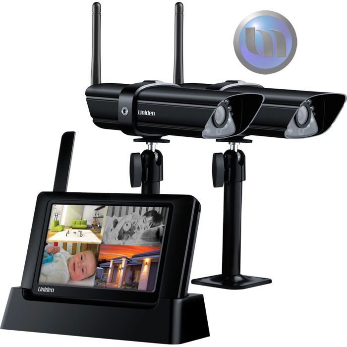 Uniden Guardian 174 Digital Wireless Surveillance System 7